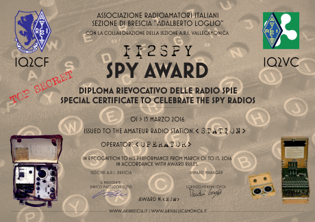 DIPLOMA SPY